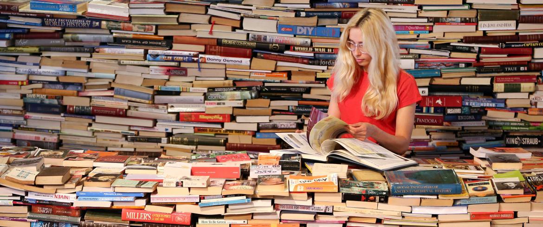 adicto a los libros