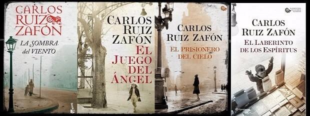 Carlos Ruiz Zafón: \