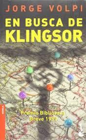 En busca de Klingsor de Jorge Volpi