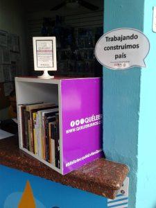 #BibliotecaMóvilesQuéLeer