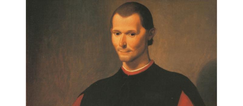 """""""El príncipe"""" de Maquiavelo"""