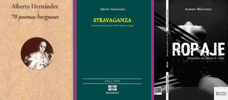 Libros de Alberto Hérnandez.