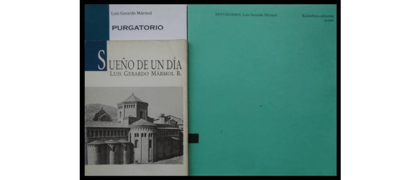 Libros de Luis Gerardo Mármol.