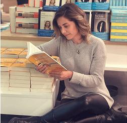El librero de Valentina. #ClubQuéLeer