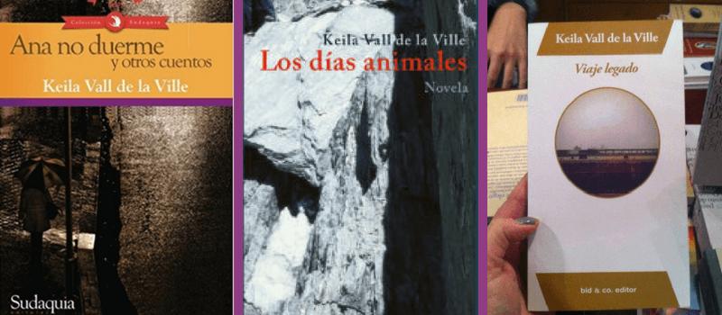 Libros Keila Vall de la Ville
