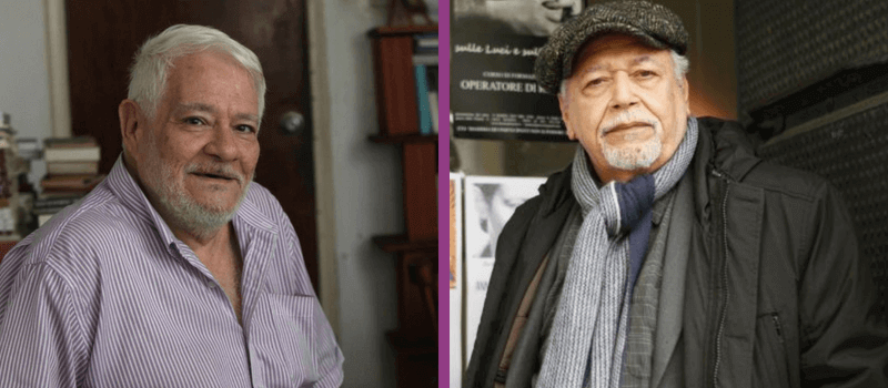 Armando Rojas Guardia y José Pulido