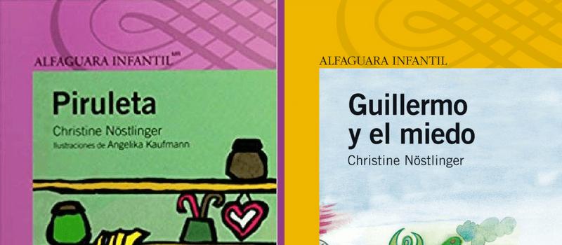 Libros de Christine Nöstlinger