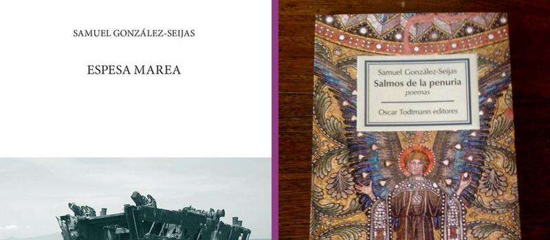 Libros Samuel González-Seijas