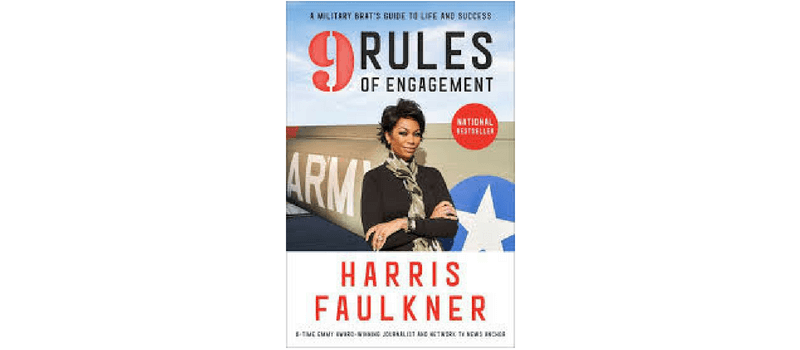 9 Rules of Engagement de Harris Faulkner