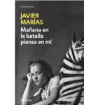 Mañana en la batalla piensa en mi de Javier Marías