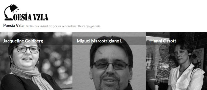 Luis Eduardo Barraza creador de Poesía Vzla