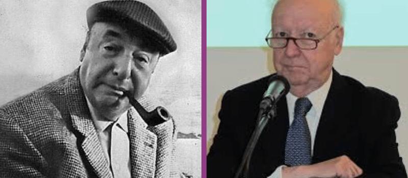 Pablo Neruda inspiró a Jorge Edwards