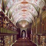 Biblioteca Apostólica Vaticana. Ciudad del Vaticano. 24 de octubre. Día de la Biblioteca