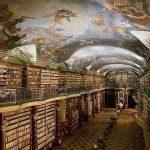 iblioteca Nacional de la República Checa. 24 de octubre. Día de la Biblioteca