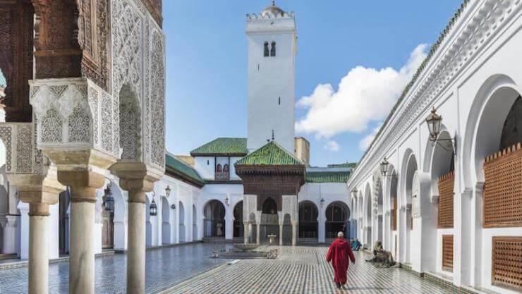 Biblioteca de Al-Qarawiyyin. 24 de octubre. Día de la Biblioteca