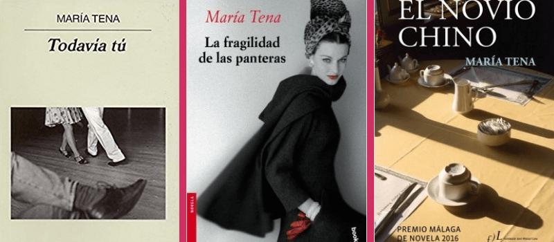 Libros de María Tena