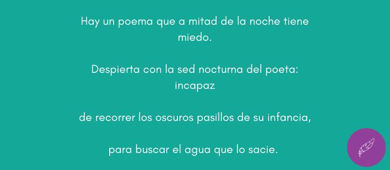 Poema María Gabriela Lovera