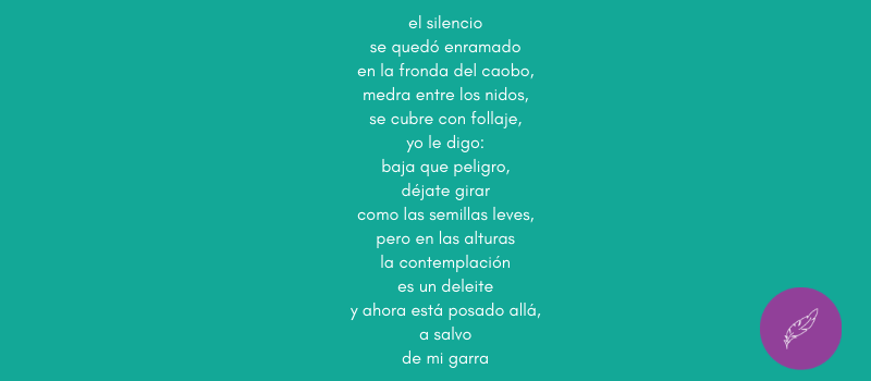 Poema de Eleonora Requena