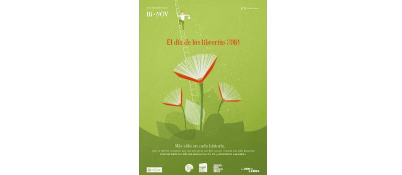 16 de noviembre. Día de las librerías en España
