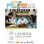 III Feria del Libro del Oeste de Caracas 2018