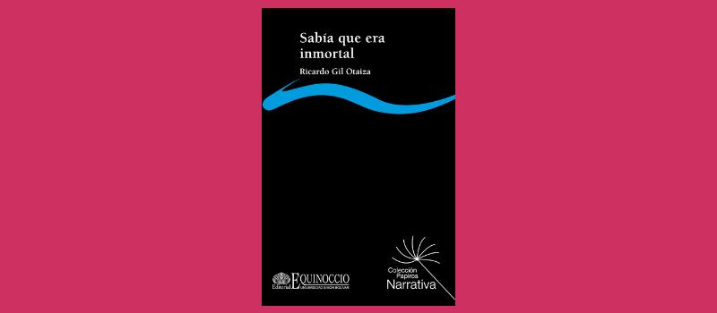 Ricardo Gil Otaiza- Libro.