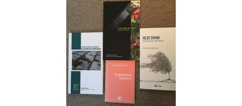 Libros Geraldine Gutiérrez Wienken
