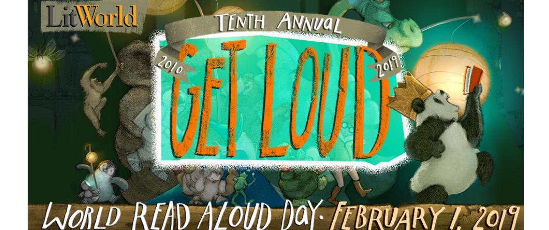 1ro de febrero Día Mundial de Leer en Voz Alta