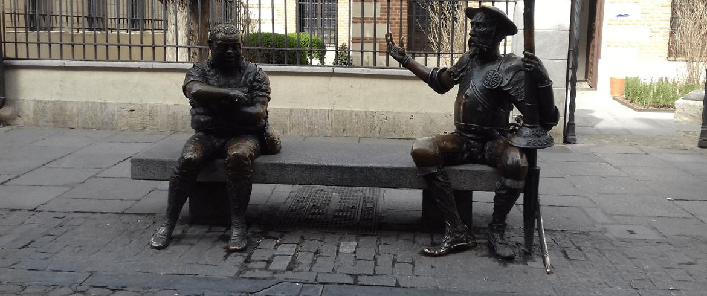 El caballero de la triste figura celebra 414 años.