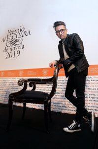 Premio Alfaguara de Novela 2019