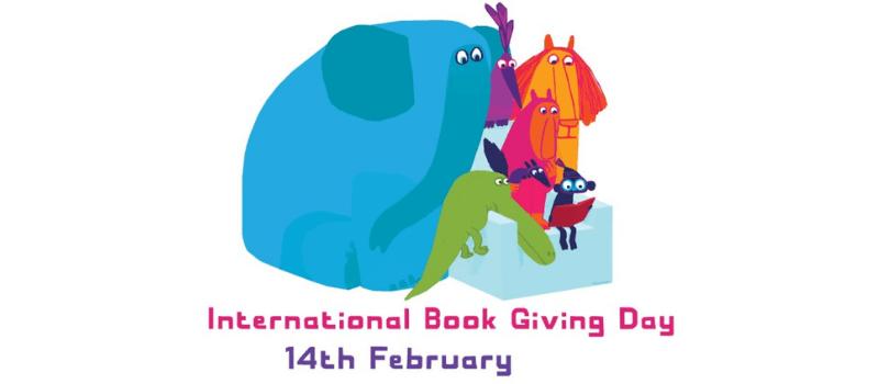 #BookGivingDay