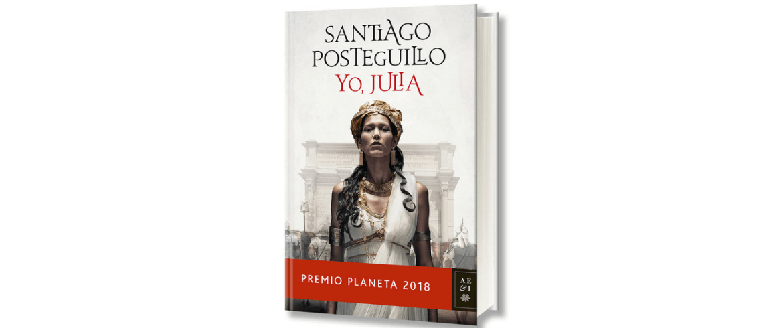 Yo, julia de Santiago Posteguillo