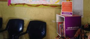 #BibliotecasMóvilesQuéLeer, El Cardón