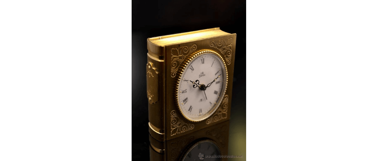 El tiempo de los libros
