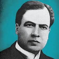 Rubén Darío. Poetas más leídos de habla hispana