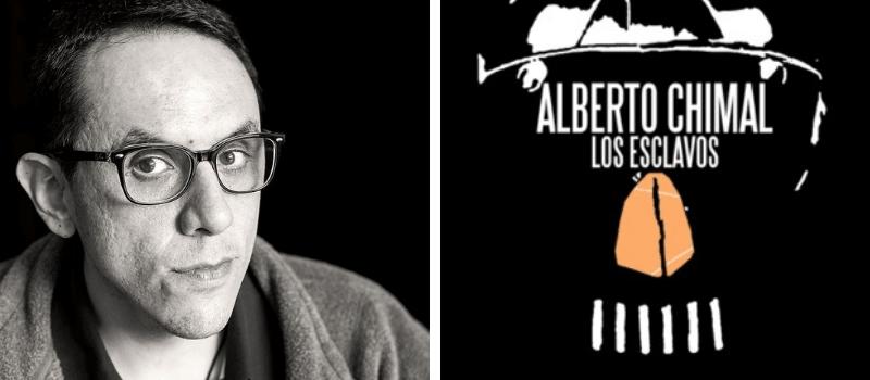 Alberto Chimal. Leamos escritores mexicanos