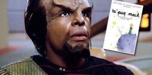El principito - klingon