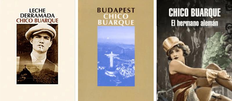 Libros de Chico Buarque Premio Camões 2019