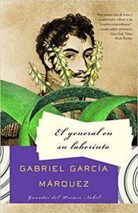 El General en su Laberinto de Gabriel García Márquez