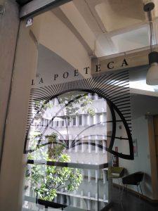 Puerta Fundación La Poeteca