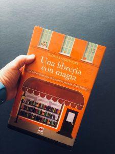 Una Libreria con Magia. Libros sobre librerías
