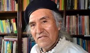 poeta maya k'iche' Humberto Ak'abal