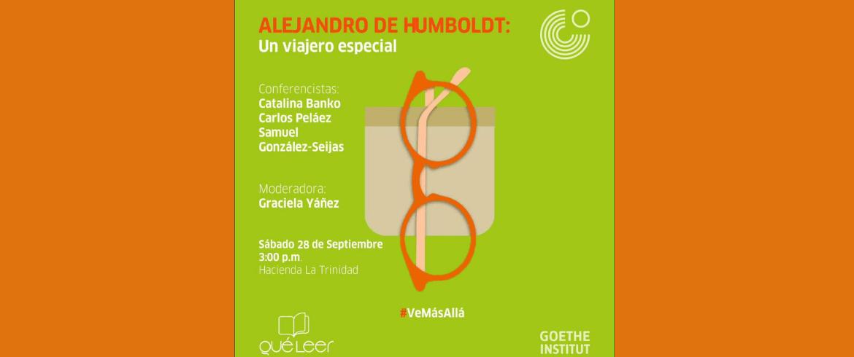 Alejandro de Humboldt un viajero especial