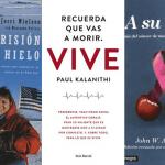 5 libros sobre el cáncer