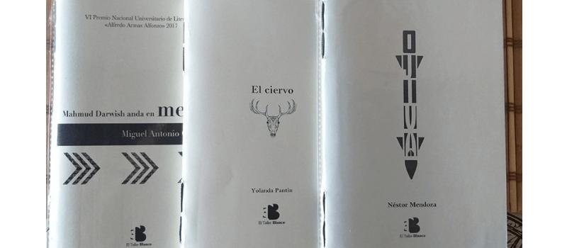 Primeros títulos de El Taller Blanco