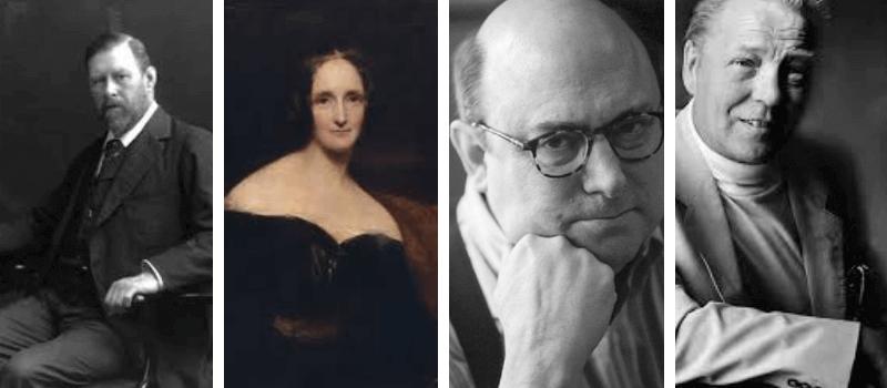 Top del 7 al 4 escritores de terror