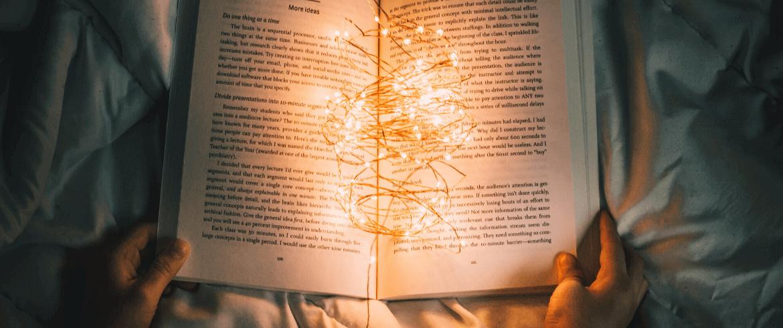 La magia de la lectura