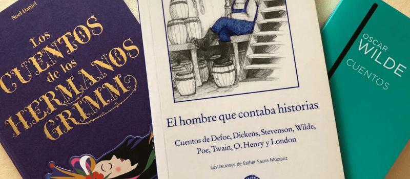Libros de cuentos