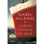"""Reseña """"Largo pétalo de mar"""" de Isabel Allende"""