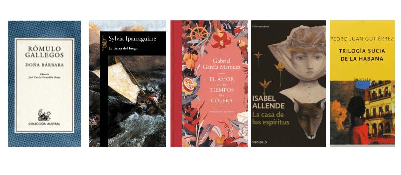 5 mejores novelas latinoamericanas