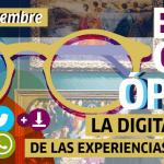 La digitalización de las experiencias culturales